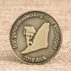 2019 ASA Custom Pins