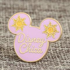 Disney Chica Hard Enamel Pins