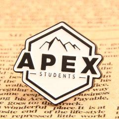 Custom APEX Enamel Pins