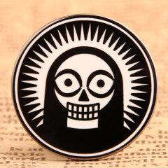 Laughing devil Lapel Pins