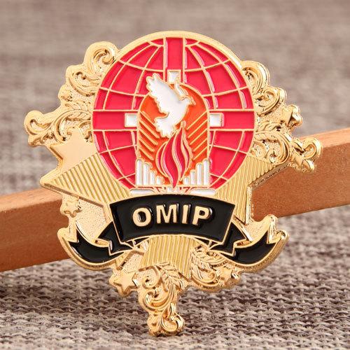 OMIP Custom Enamel Pins