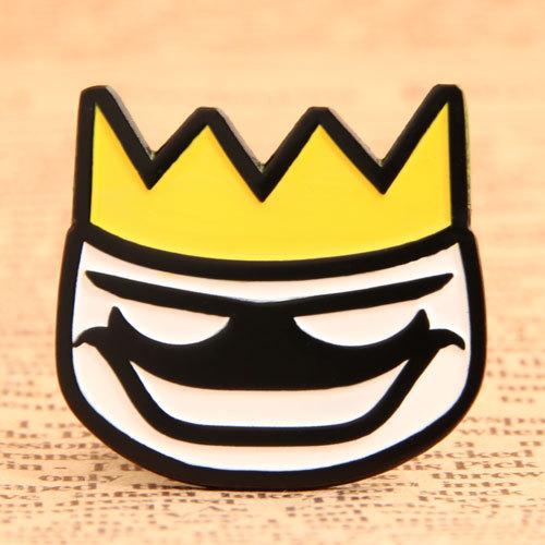 Smile Custom Enamel Pins