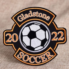 2022 Soccer Embroidery Patches