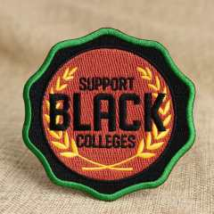 Support Black Colleges Patches