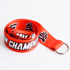 Drive for 5 Section Champions Custom Lanyards