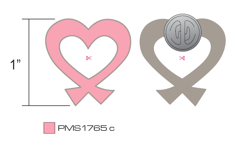 Stock Cute Awareness Pins