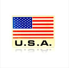 Stock American  Flag Lapel Pins (S127)