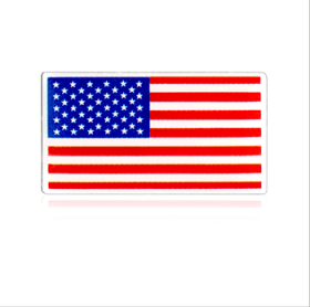 Stock American Flag Lapel Pins (S125)