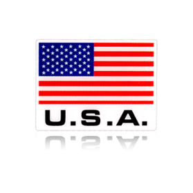 Stock American Flag Lapel Pins (S121)