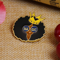 Soft enamel for magic girl pins