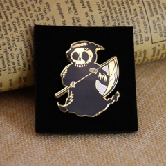 Label Pin for Human Skeleton Pins