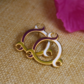 Lapel Pins for Circle Link