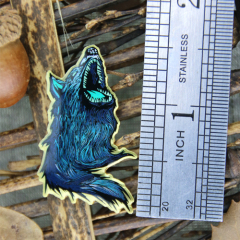 Offset Print Pins for Wolf