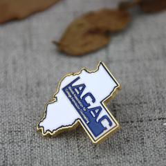 Soft Enamel Pins for IACAC