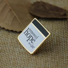 Hard Enamel Pins for Hope