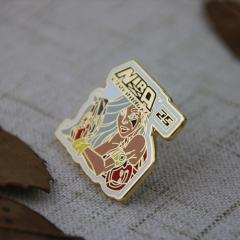 Hard Enamel pins for Nira