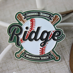 Baseball Pins for Ridge