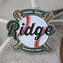 Baseball Pins for Ridge