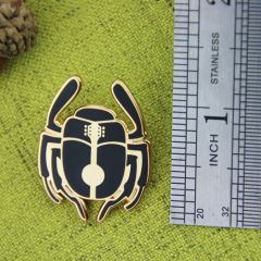 Beetle Custom Made Pins