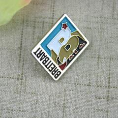 Soft Enamel Pins for Breitbart