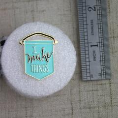 Soft Enamel Pins for Pennant