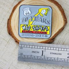 Car Club Custom Lapel Pins