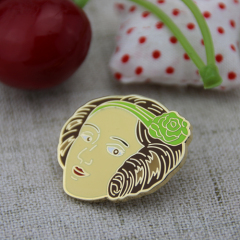 Woman Hard Enamel Pins