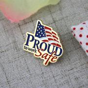 Custom Pins for American Flag