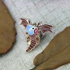 Custom Lapel Pins for Magical Animal