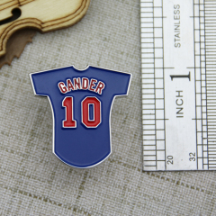 Lapel Pins for T-Shirt