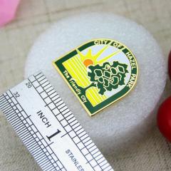 Custom Lapel Pins for Hazel Park