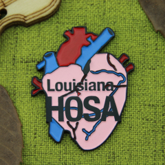 Custom Pins for Hosa