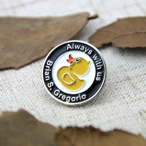 Custom Lapel Pins for Duck