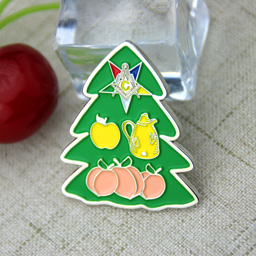 Custom Lapel Pins for Tree