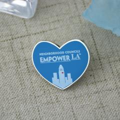 Custom Lapel Pins for Neighborhood Councils