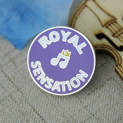 Custom Lapel Pins for Note