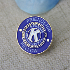 Custom Lapel Pins for Friendship