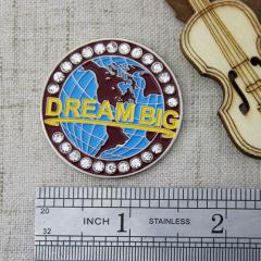Lapel Pins for Big Dream