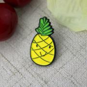 Custom Lapel Pins for Pineapple