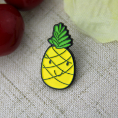 Custom Lapel Pins for Pineapple
