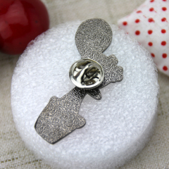 Custom Lapel Pins for Potted Plants