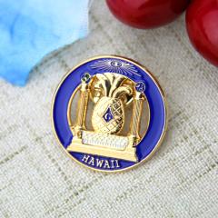 Custom Lapel Pins for Hawall