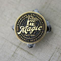 Custom Lapel Pins for Magic Factory