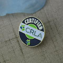 Custom Lapel Pins for CRLA
