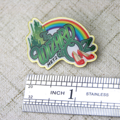 Lapel Pins for The Wizard of Oz