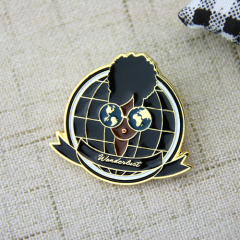 Lapel Pins for Wanderlust