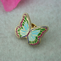 Butterfly Lapel Pins