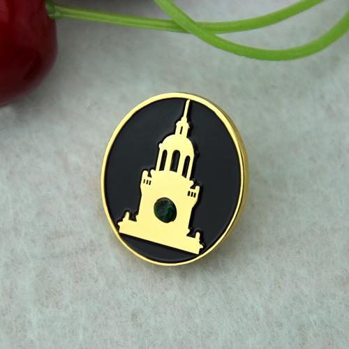 Lapel Pins for Castle