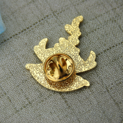 Lapel Pins for Coral