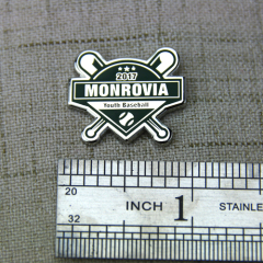 Lapel Pins for Youth Baseball